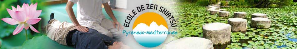 École de Zen Shiatsu Pyrénées Méditerranée