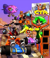 Crash Team Racing (CTR) Portable Free Download