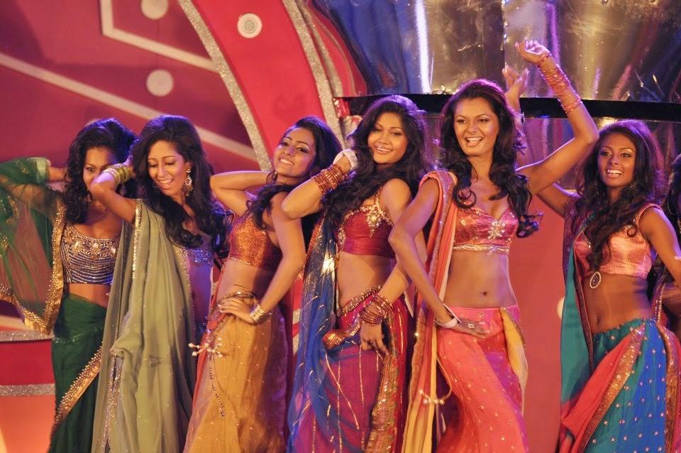 Derana Miss Sri Lanka 2012