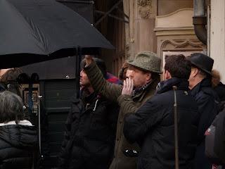 Guy Richtie Strasbourg tournage Sherlock Holmes 2