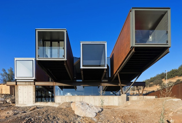Shipping Container Home 630 x 425