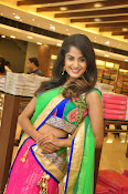 Anukruthi Glam pics in half saree-thumbnail-12