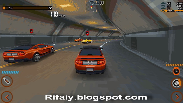 need for speed java game