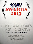 Homes &amp; Antiques Magazine