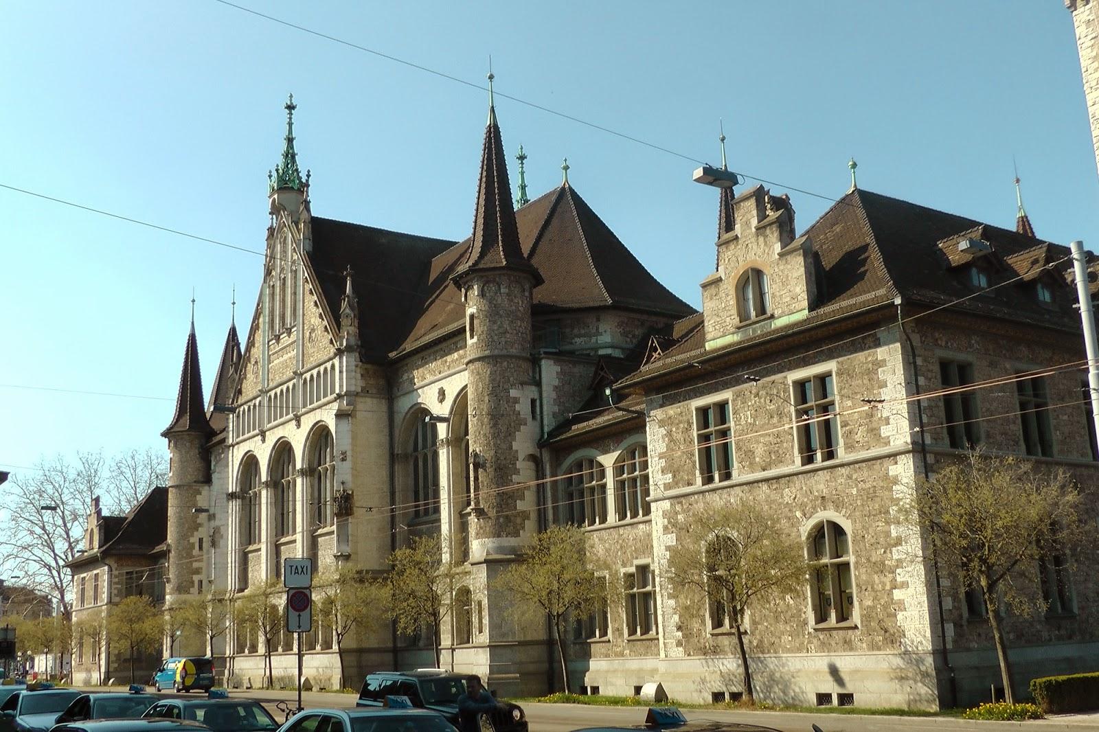 المعالم السياحية في زيورخ