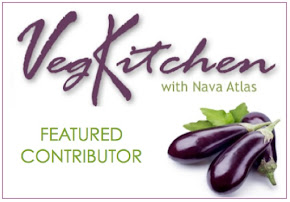 Find my recipes on Veg Kitchen...