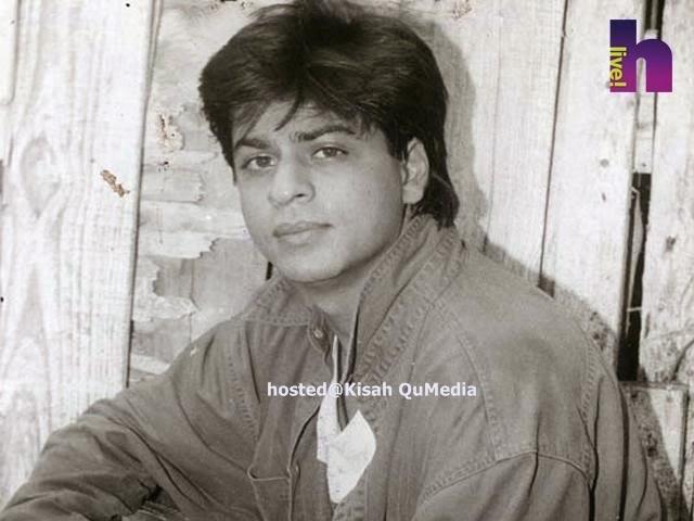 Shah Rukh Khan Dulu Hanya Budak Penjual Tiket Wayang