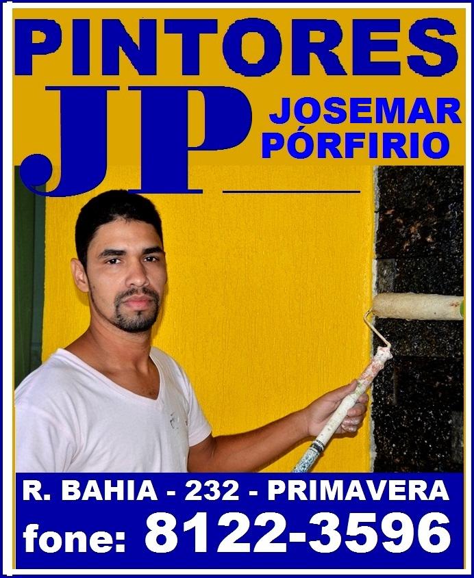 JP PINTURAS - PINTORES EM GERAL