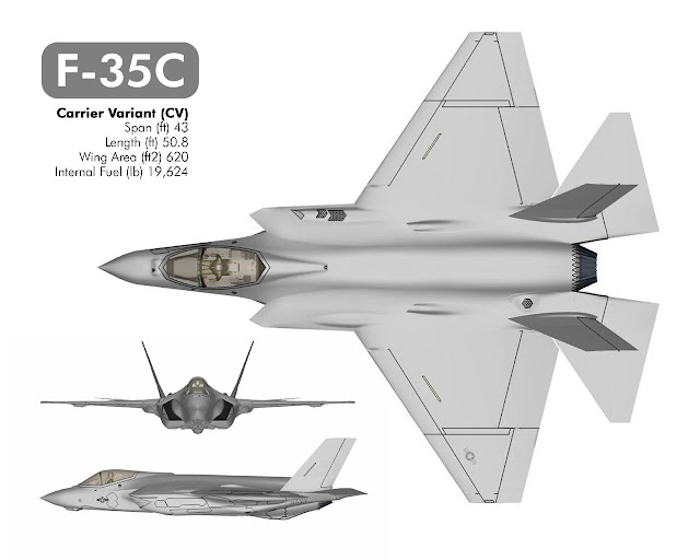 إف 35 سي (F-35C)