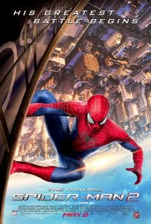 Cover Film The Amazing Spiderman 2