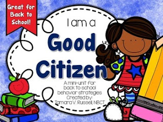 https://www.teacherspayteachers.com/Product/Citizenship-for-Firsties-or-Seconds-847143