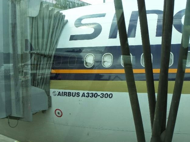 singapore airlines flight review