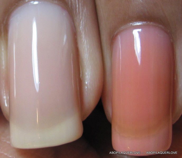 ANOTHER Bottle Of Polish?!: Ruby Kisses American Clear