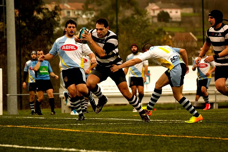 MAREANTES RCP - OURENSE RUGBY