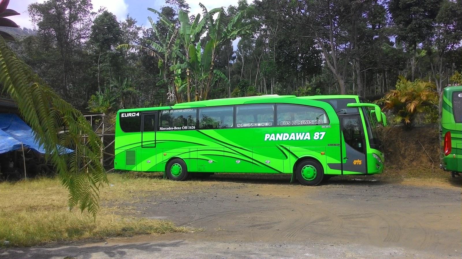 Touring Naik Bus  Perjalanan Ke Bromo Bersama Pandawa 87