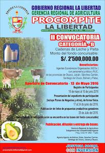 PROCOMPITE PALTO Y LÁCTEOS LA LIBERTAD