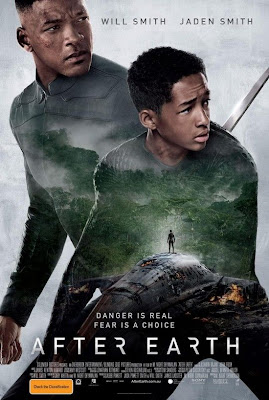 Poster do filme After Earth (Depois da Terra)