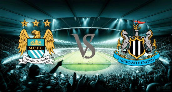 Video Manchester City 0 - 2 Newcastle United Gol Highlights (Capital One Cup)