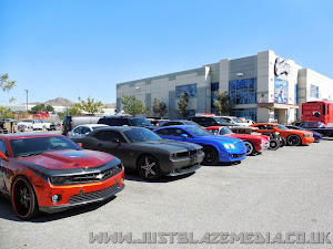 FEATURE: Just Blaze Media visit West Coast Customs Corona.