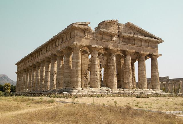 أشهر المعابد اليونانية Greek Temples