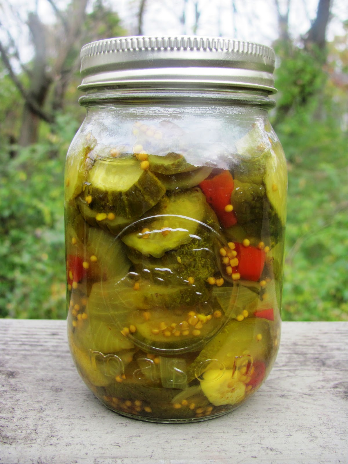 Creating Nirvana: Pickle Me Up: 10 Great Pickle Recipes