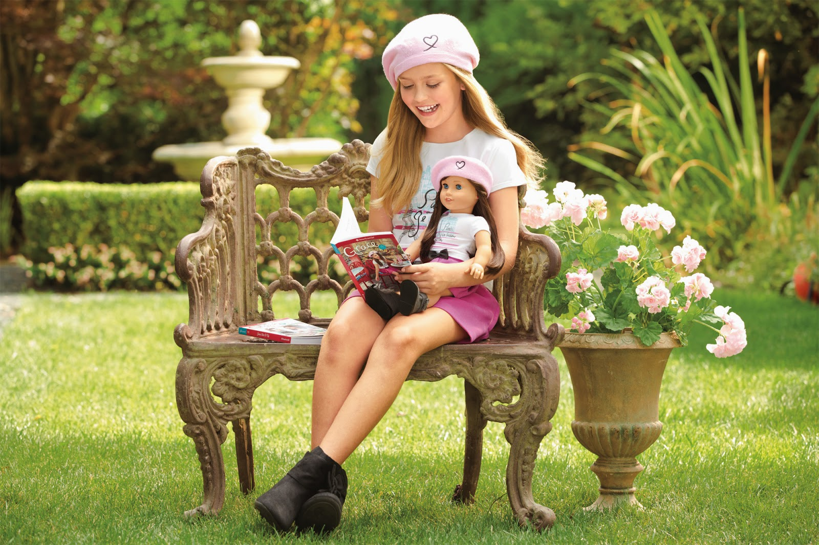 Chiil Mama Welcome Grace Thomas American Girl Of The Year 2015