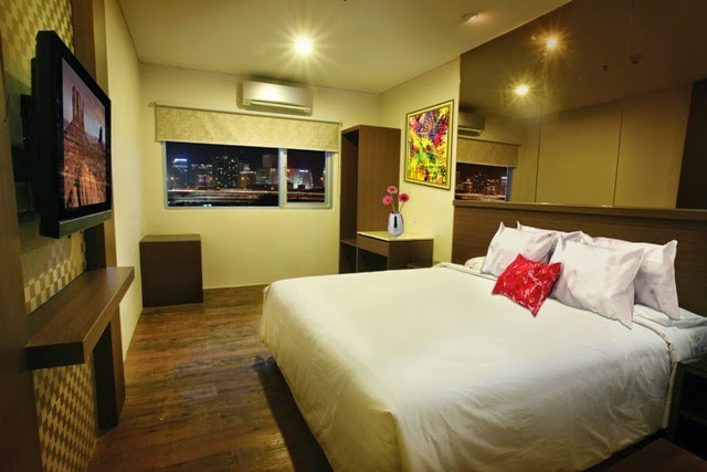 Hotel dekat bandara Soekarno Hatta