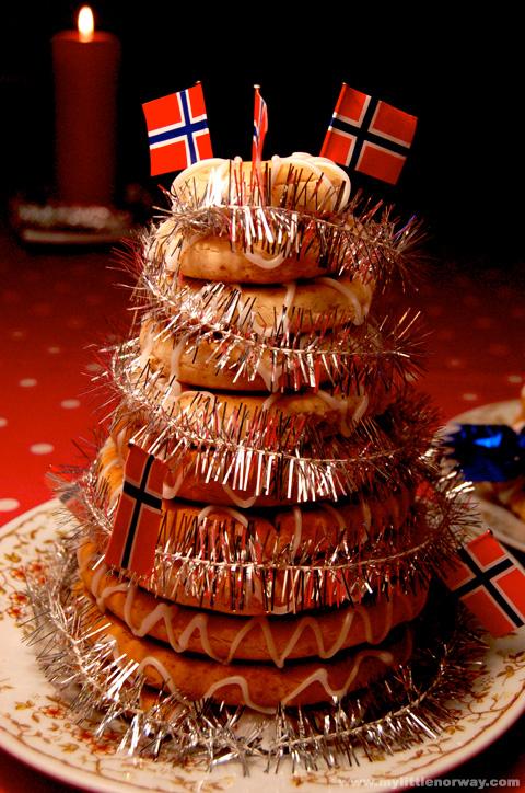 Norwegian Birthday Cake Recipes
