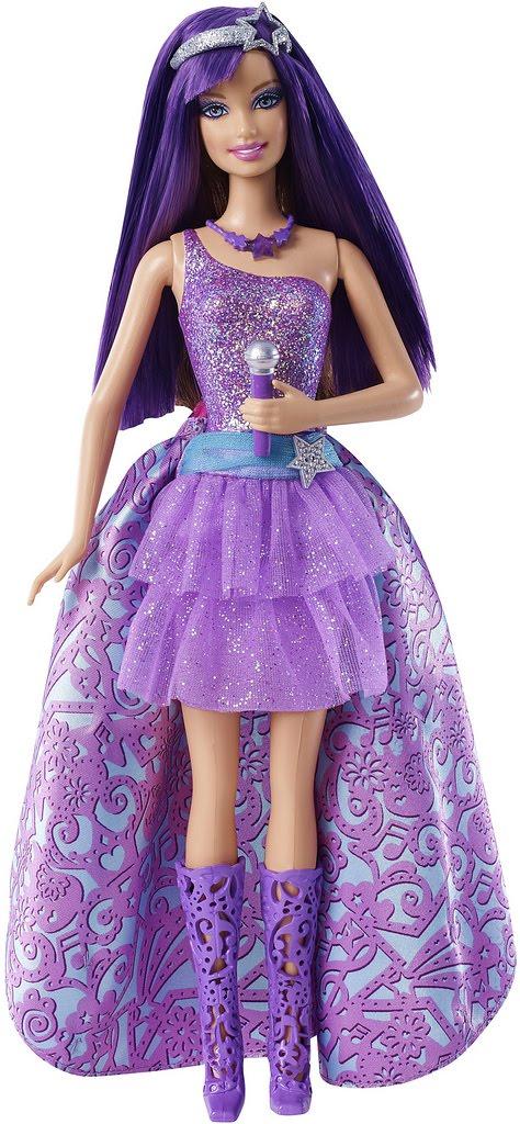 barbie and the popstar princess