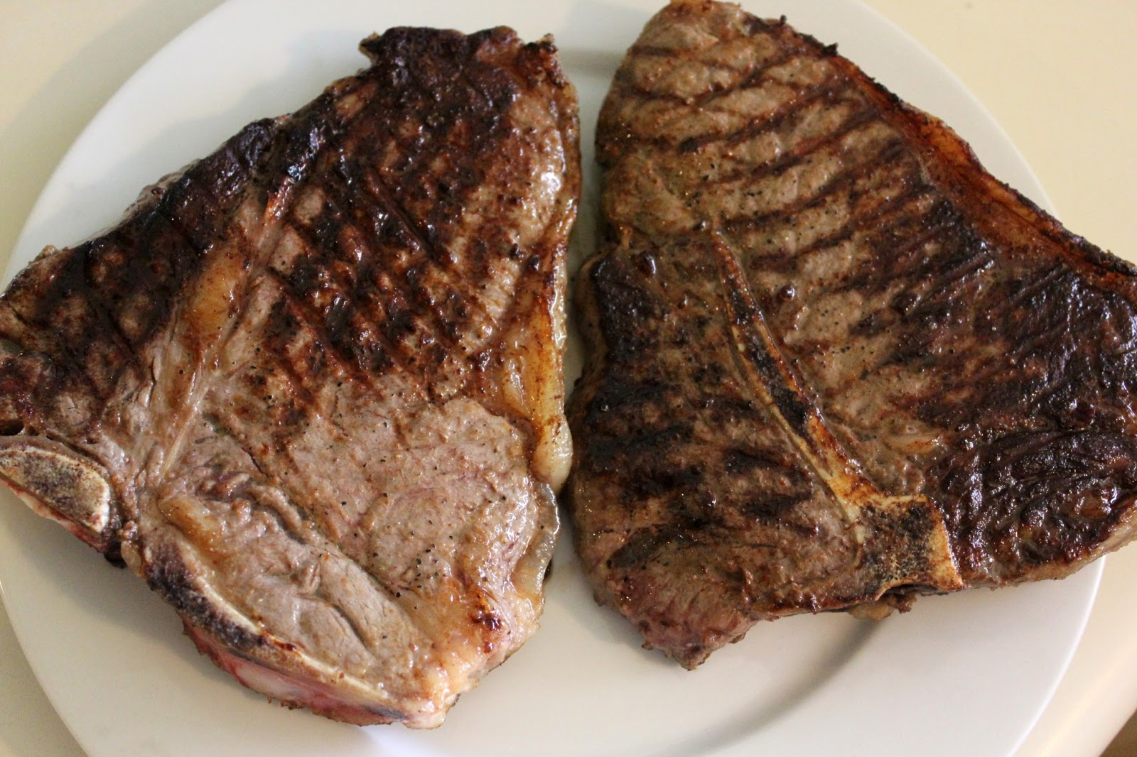 ... more delicious! There you have it! Now, go enjoy your perfect steak