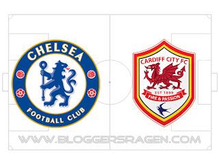 Prediksi Pertandingan Chelsea vs Cardiff City