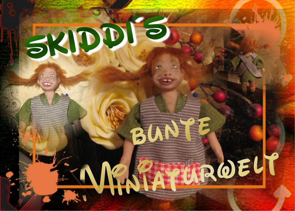 Skiddis bunte Miniaturwelt 1:12