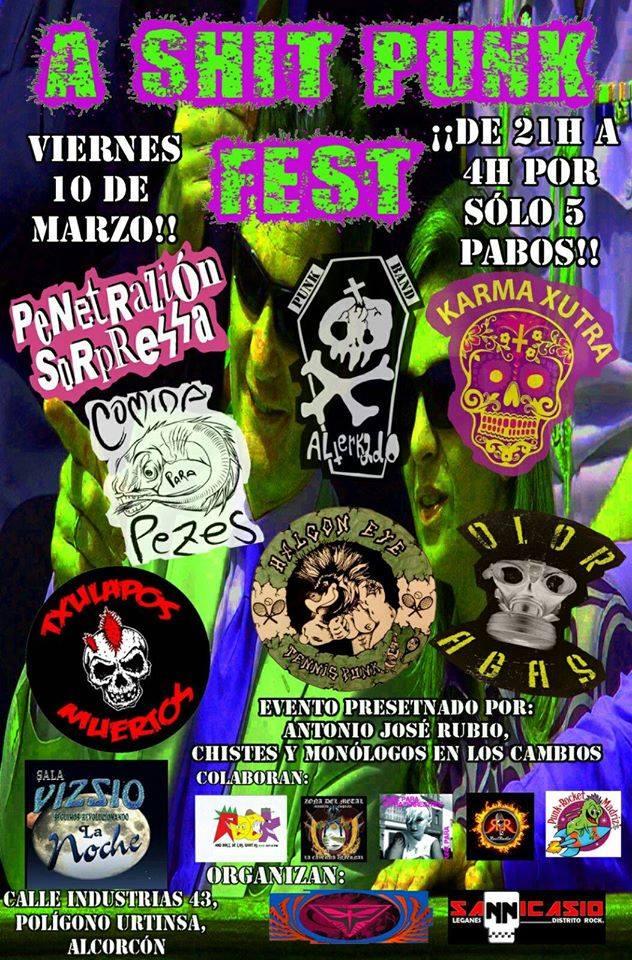 A Shit Punk Fest