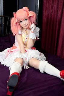 Madoka Magica Akemi Homura Cosplay by Midori