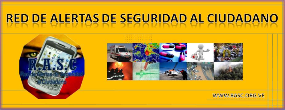 ::: Red de Alertas de Seguridad Al Ciudadano :::