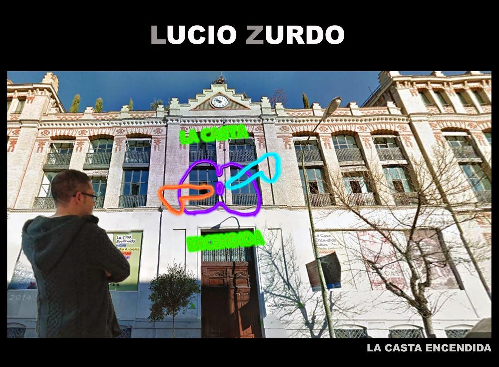 LUCIO ZURDO