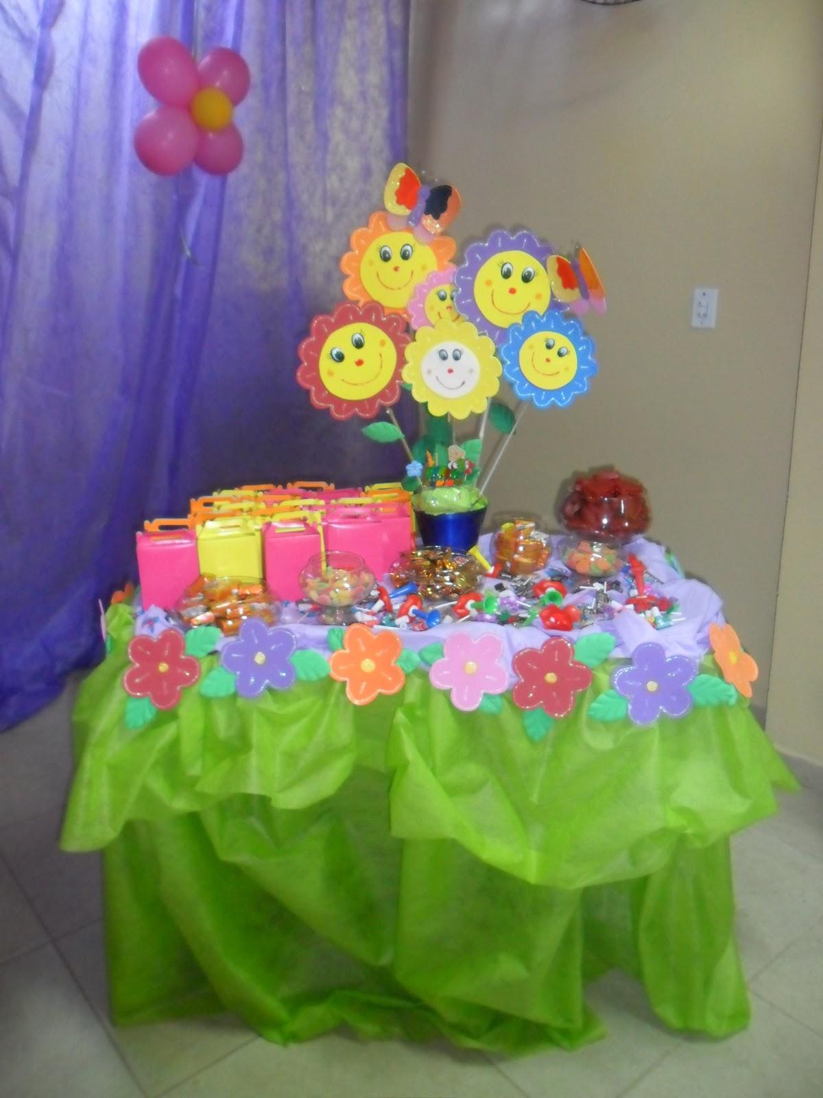 ideias para tema jardim:Brincando com Idéias: Festa de Aniversário Tema Jardim Encantado