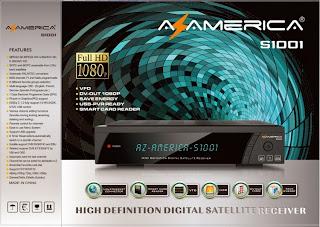 NOVA ATUALIZAÇÃO AZAMÉRICA S1001 DATA: 17/12/2013. S1001+azamerica+by+snoop+eletronicos