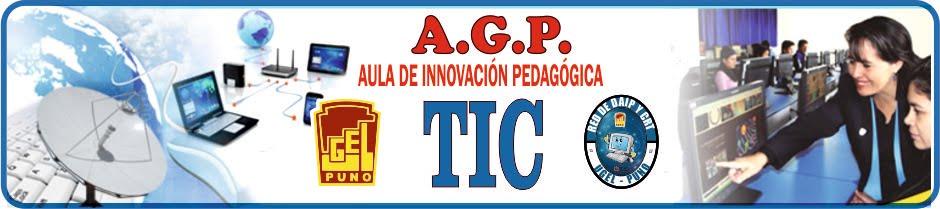 UGELPUNO AULA DE INNOVACIÓN PEDAGÓGICA - CRT