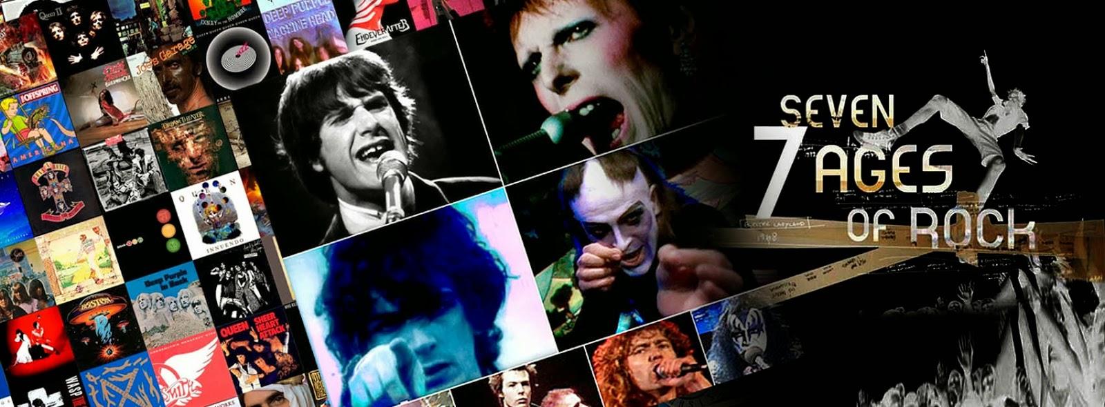 Las siete eras del rock cap tulo 2 art rock documental for Espectaculo historia del rock