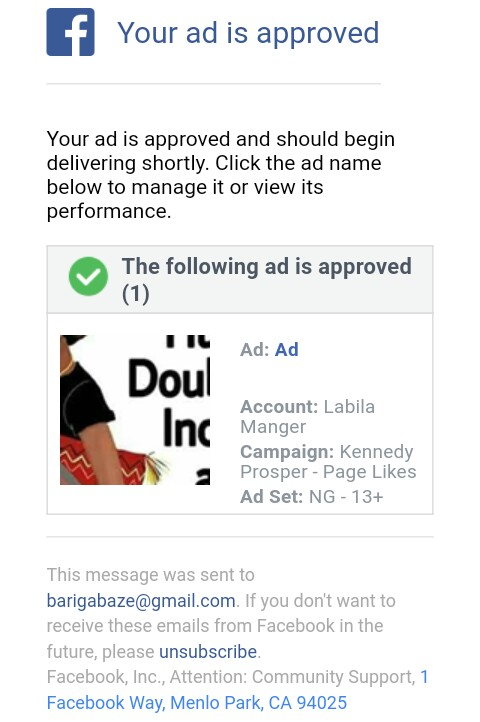 How to Advertise on Facebook in Nigeria: Steps with Screenshots 23