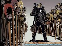 The Punisher Membantai Marvel