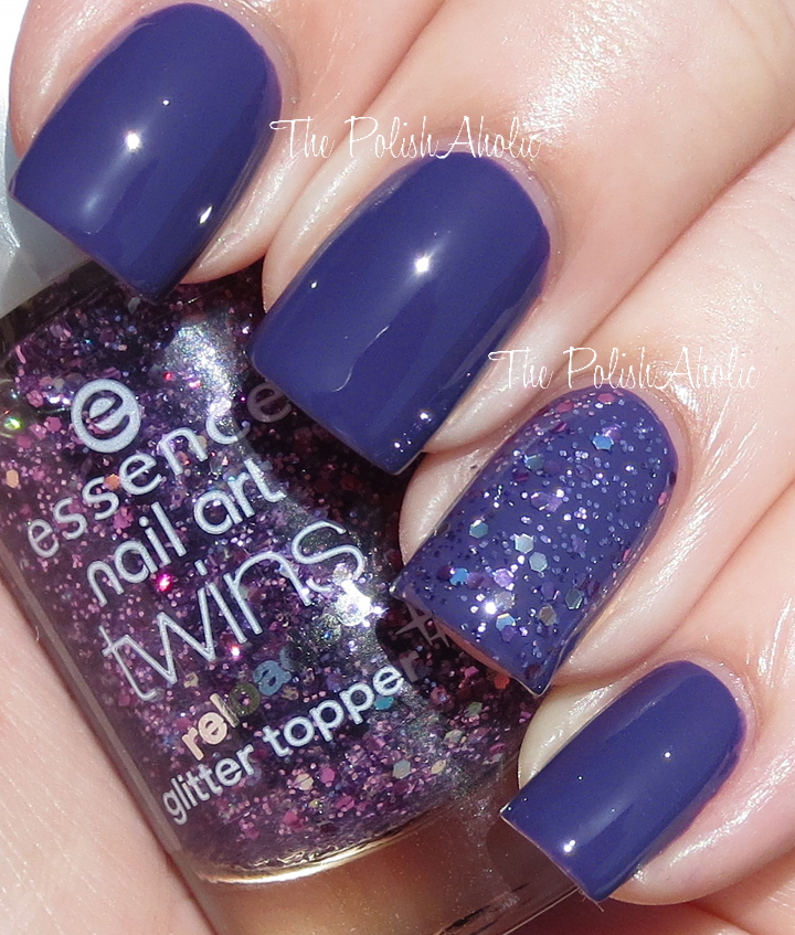 The polishaholic essence nail art twins reloaded romeo juliet lighting sunlight prinsesfo Images