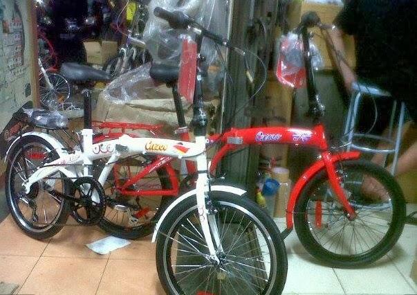 Toko Sepeda Online Majuroyal Jual Sepeda Lipat Polygon