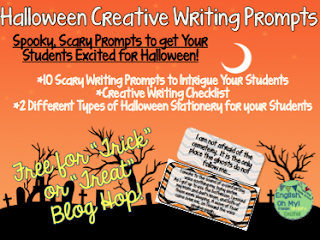 halloween creative writing prompts Halloween, thanksgiving and christmas writing prompts for kids: a creative writing workbook [bryan cohen] on amazoncom free shipping on qualifying offers between halloween, thanksgiving and christmas, it's difficult for students to concentrate on anything other than candy.