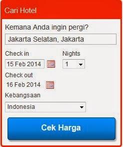 mencari hotel murah