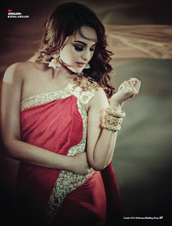 Sonakshi Sizzles on Femina Wedding Times Magazine October 2015.jpg
