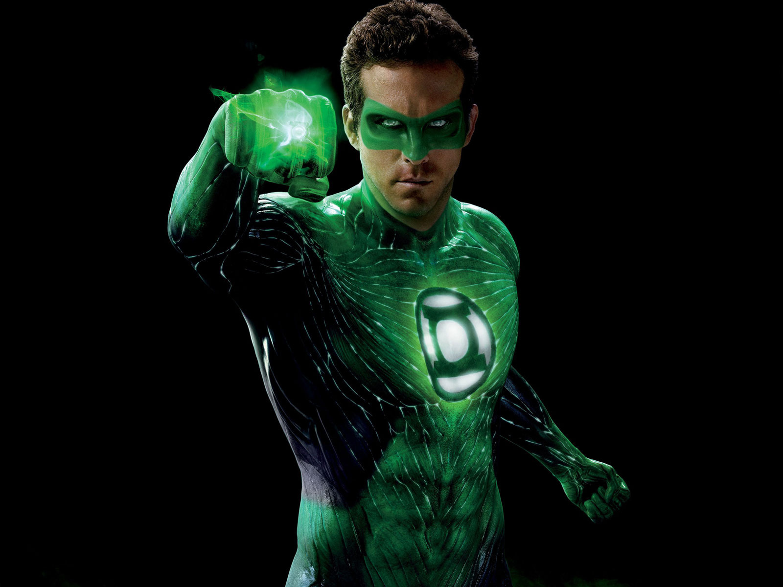 the whole world is green lantern is now a