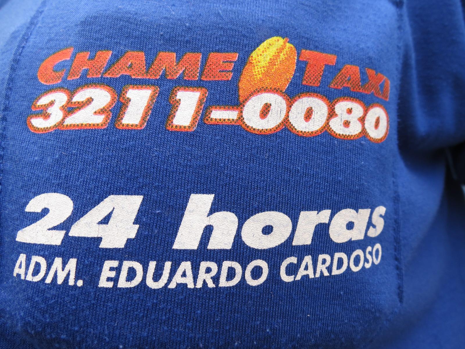Chame Taxi 24 horas a serviço do povo de Itabuna com credibilidade,agilidade e segurança.