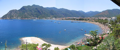 (Turkey) – Getting to Marmaris - Icmeler
